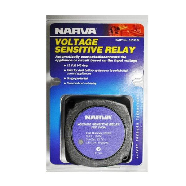 Voltage Sensitive Relay 12v 140Amp