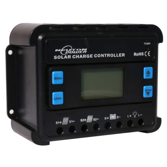 Neuton Solar Charge Controller. Solar Controllers and Solar regulators. Buy now from Batteryworx