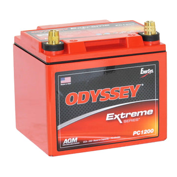 Odyssey Deep Cycle & Starting Battery PC1200