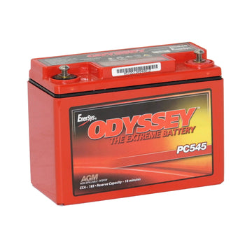 Odyssey Deep Cycle & Starting Battery PC545
