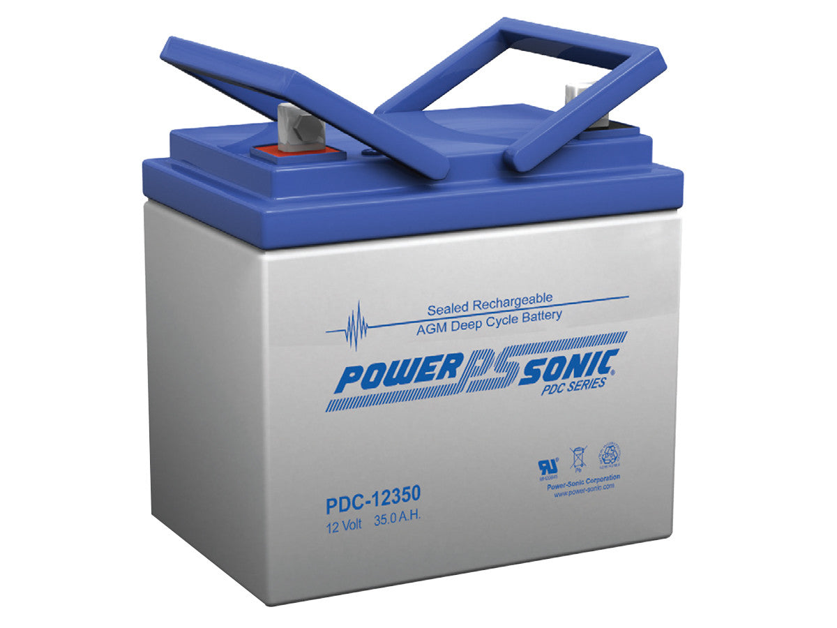 Powersonic AGM Deep Cycle battery