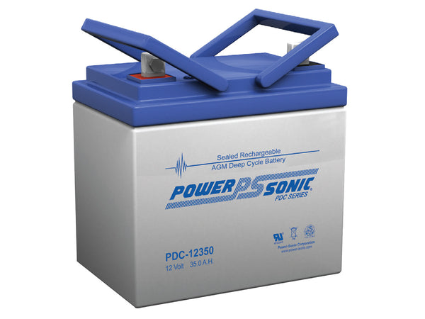 Deep Cycle Heavy Duty Batteries