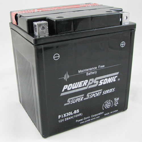 Motorbike battery 12v 28Ah PIX30L-BS