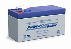 Alarm battery 12v 1.2ah