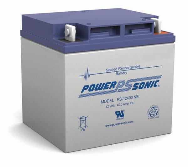 Powersonic 12v 40Ah SLA battery