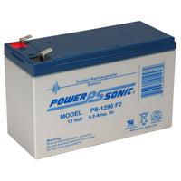 Sealed Lead Acid batteries for UPS, Alarms, Fire Alarm batteries. Purchase In-Store or Online