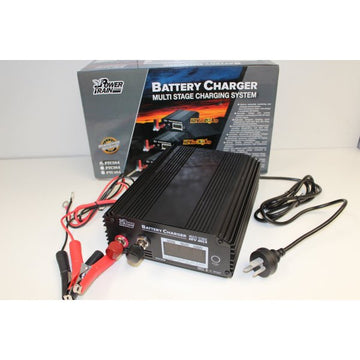 6V-12V-24V Battery Charger 7 stage 20Amp (On Special)