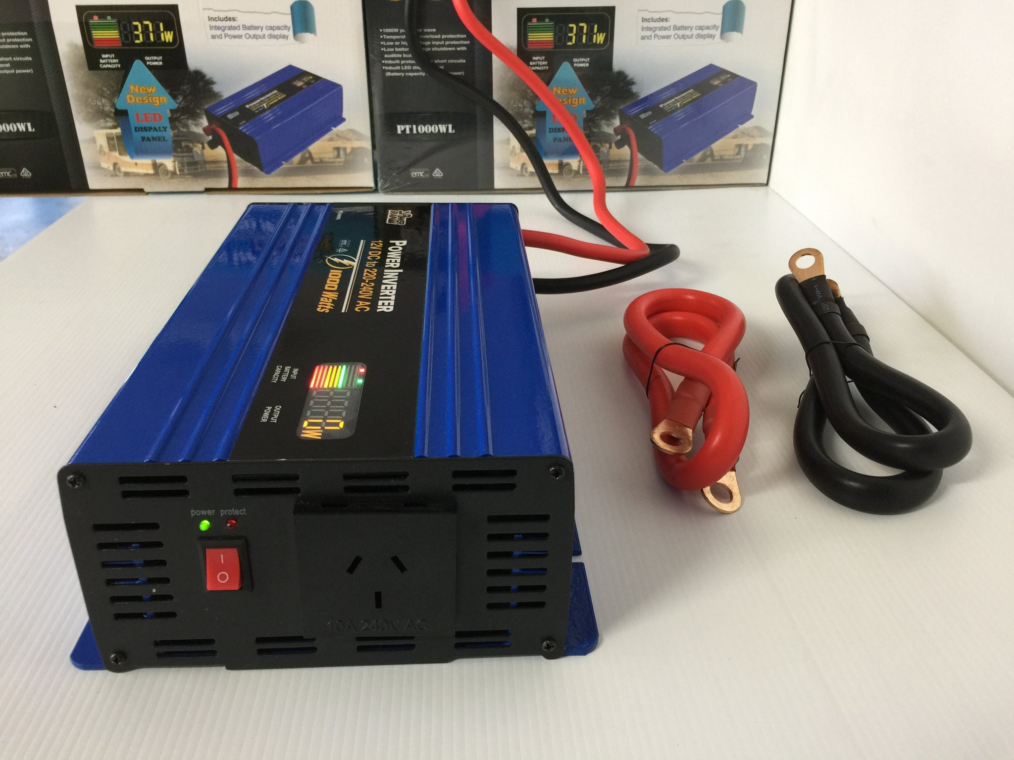 Power Inverter 12v 1000w Pure Sine Wave