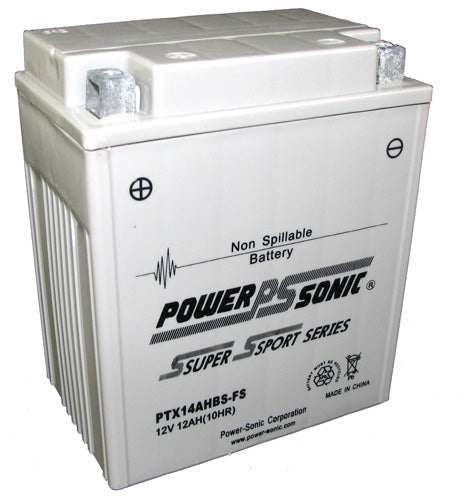 Quad bike battery 12v 12Ah  PTX14AHBS-FS