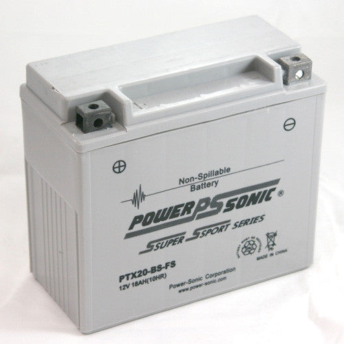 Motorbike battery 12v 18ah PTX20BS-FS