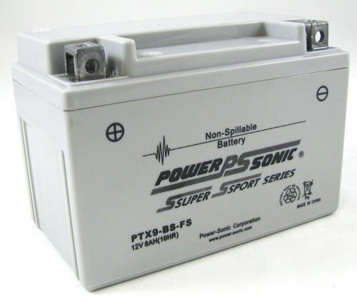 Motorbike battery 12v 8Ah  PTX9BS-FS