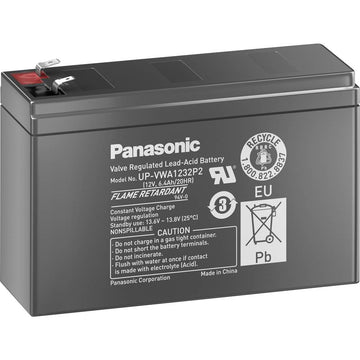 Panasonic 12v SLA 32 Watts/cell UP-VWA1232P2