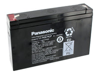 Panasonic SLA battery 6v 7.2Ah LC-R067R2P