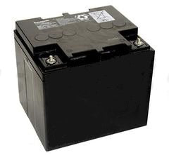 Panasonic 12v 38Ah Deep Cycle battery