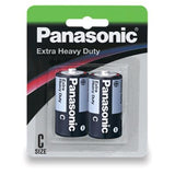 Panasonic Extra Heavy Duty C size battery R14NP/2B