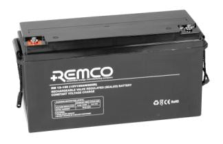 Remco AGM Deep Cycle battery 12v 150Ah - * ON SALE