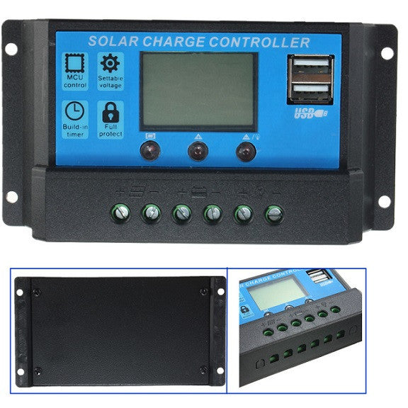Sunforce 30 Amp Charge Controller Manual