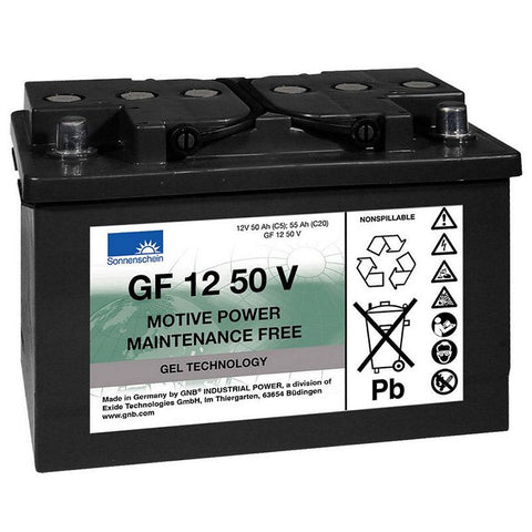 Deep Cycle battery 12v 55Ah