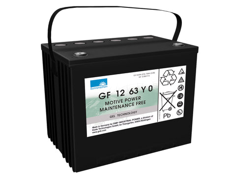 Traction Deep Cycle battery 12v 70Ah