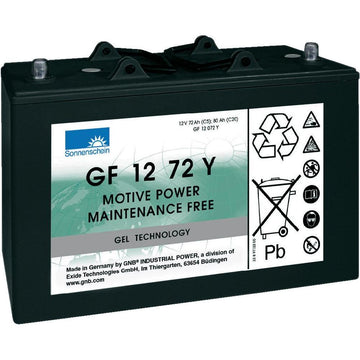 Traction Deep Cycle battery 12v 80Ah