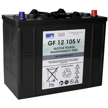 Traction Deep Cycle battery 12v 120Ah