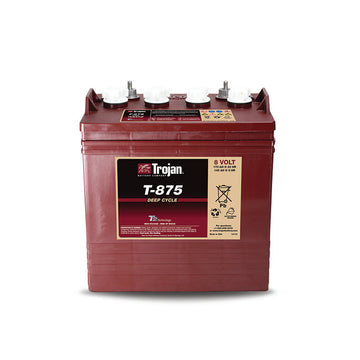 Trojan T875 Deep Cycle battery 8v 170Ah