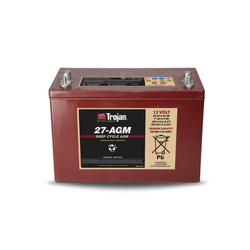 Trojan Deep Cycle battery 12v 89Ah AGM