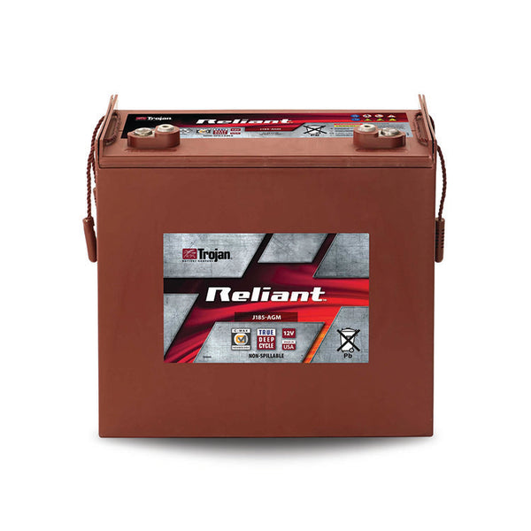 Trojan Deep Cycle battery 12v 200Ah AGM J185