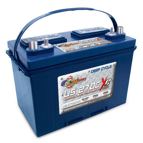 US Deep Cycle Battery 12v 105Ah