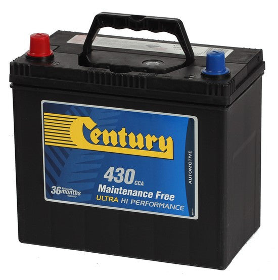 NS60 Century Car Battery NS60SMF 430cca