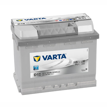 Varta DIN55L Automotive battery 610cca (Tall version)