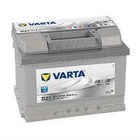Varta DIN55L Automotive battery 600cca