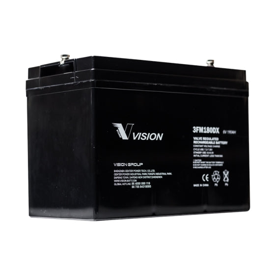 6V AGM Deep Cycle battery