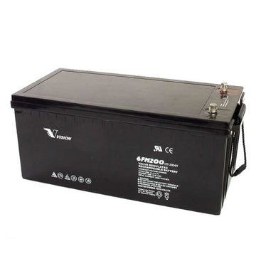Vision AGM Deep Cycle battery 12v 200Ah