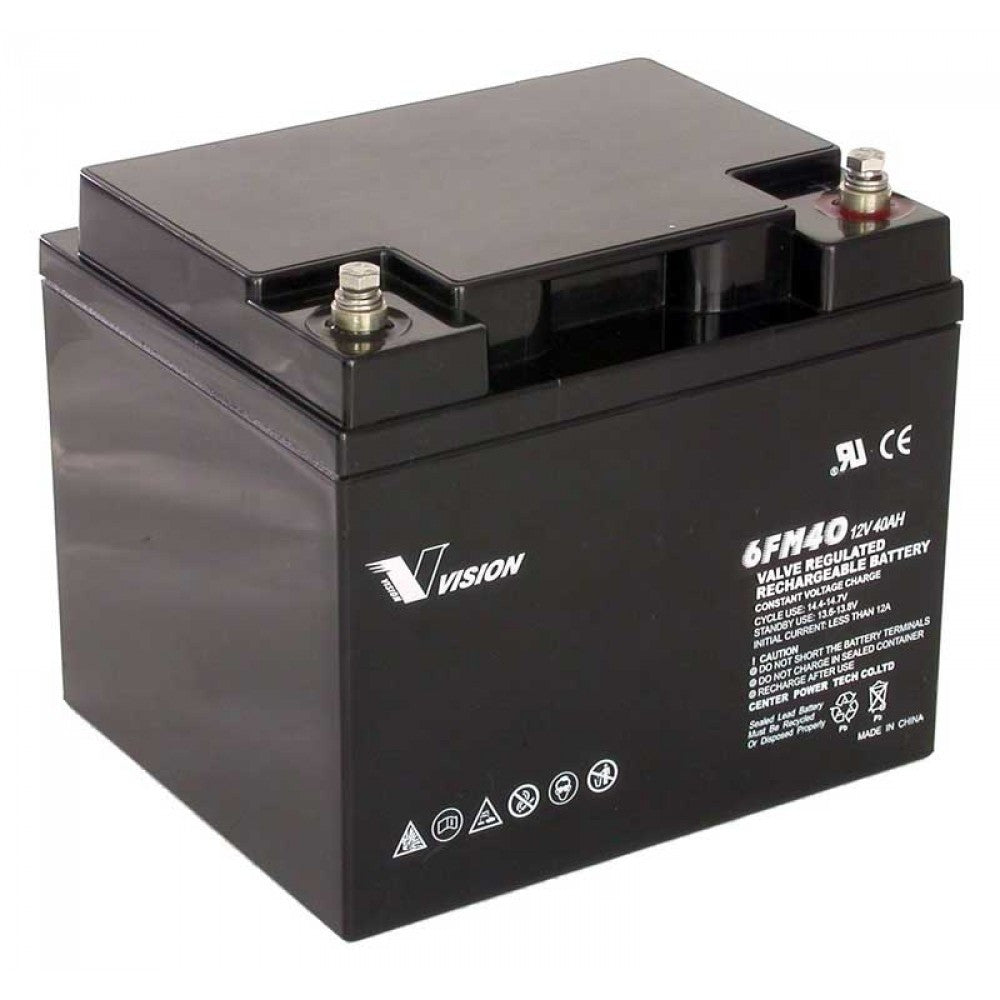 Mobility Scooter batteries (2x Special offer) 12v 40ah AGM