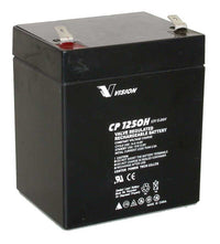 Vision 12v 5.0Ah F2 SLA battery