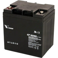 Vision 12v 28Ah AGM battery CP12280