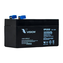 Vision 12v 3.2Ah CP1232 SLA battery