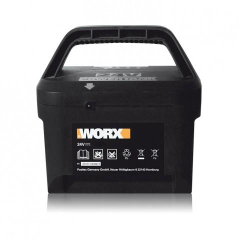 Worx mower 24v battery pack