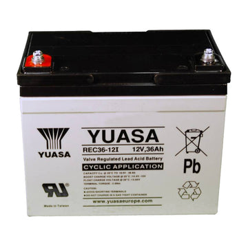 Deep Cycle Battery 12v 36Ah AGM