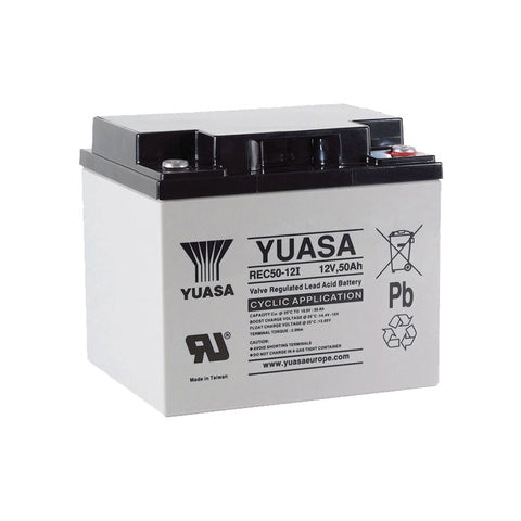 Deep Cycle Battery 12v 50Ah AGM