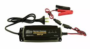 12V 4Amp 3 Stage Battery Charger