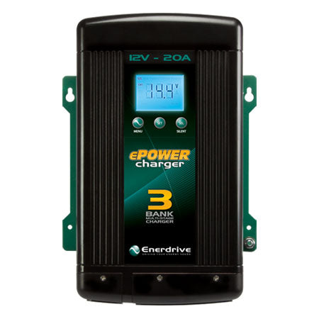 Enerdrive ePower 12v 20Amp Battery Charger