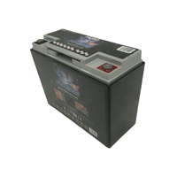 Fullriver HC20 Deep Cycle AGM Battery