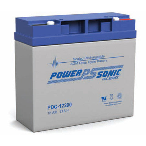 Golf Trundler Battery 12v 21.0 AGM Deep Cycle battery