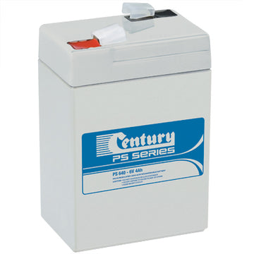 Century 6v 4.0Ah SLA battery