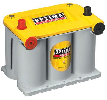 Optima D75/25 Yellow Top Deep Cycle battery