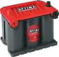 Optima 75/25 Red Top Starting battery