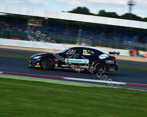WTC 2015 BTCC Silverstone 26 27 September 2015 Derek Palmer Infinity-Q50 CM11 0164 - Legends Of The Sport