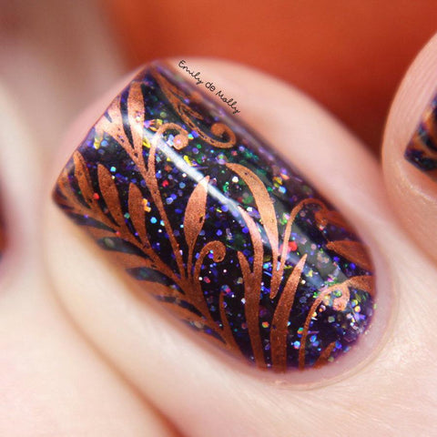 Copper - stamping polish - 12ml